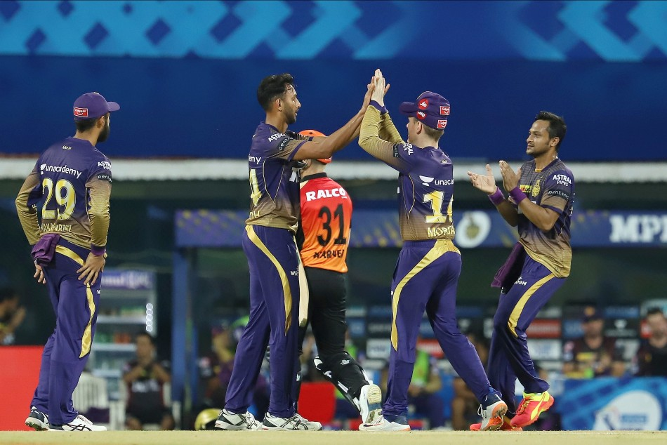 IPL 2021: SRH vs KKR: The way Nitish and Tripathi batted was magnificent: Captain Morgan