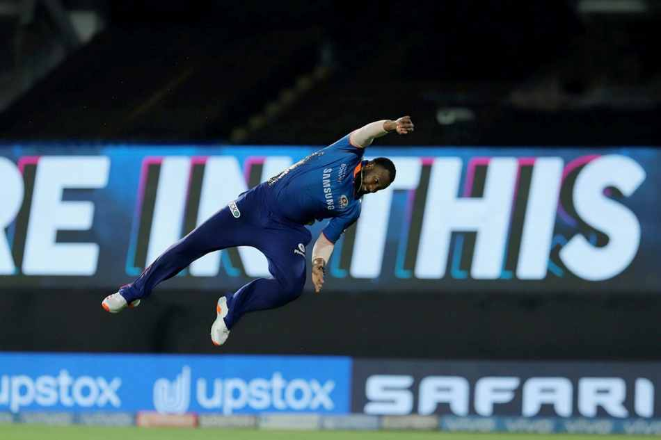 IPL 2021: MI vs SRH: Kieron Pollard: It's good we won after a scrap, our confidence is up