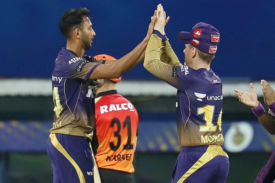 IPL 2021: SRH vs KKR: Coming off a good series so confidence is upbeat now: Prasidh Krishna