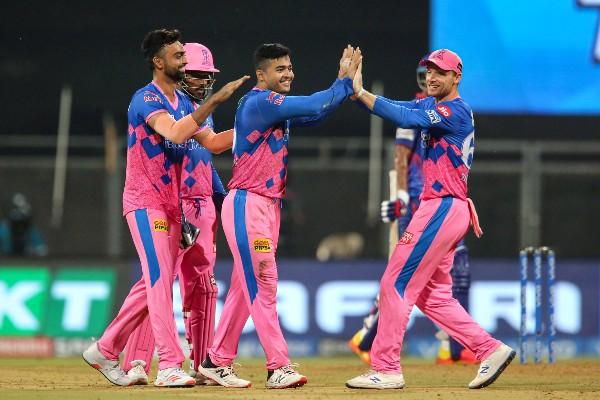 1. Team News – Rajasthan Royals