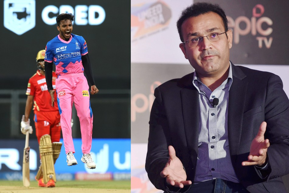 Sehwag admires Sakariya's efforts, says IPL is true measure of Indian dream