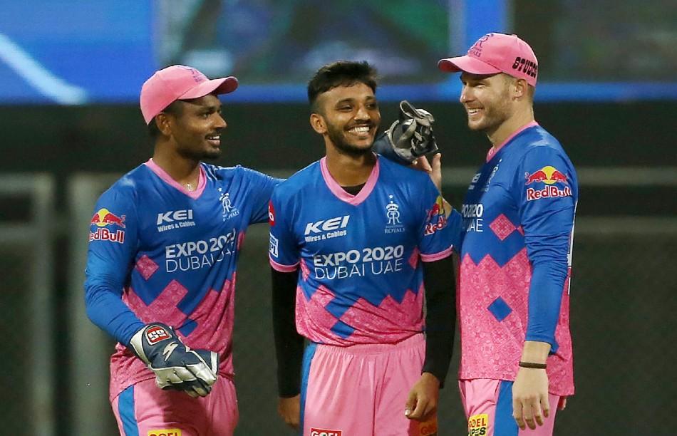 IPL 2021: Sanju Samson hails Rajasthan Royals bowlers for brilliant display against KKR - myKhel