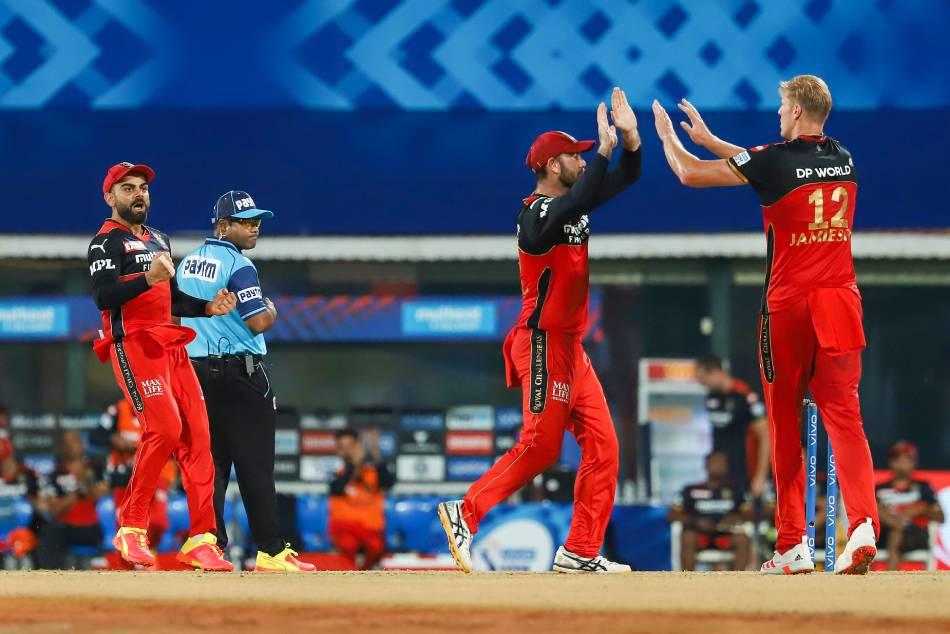 IPL 2021: SRH v RCB Match Stats, Records