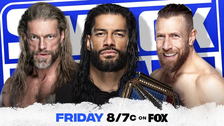 Wwe Friday Night Smackdown Preview And Schedule April 9 2021