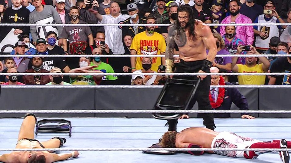 Wwe Wrestlemania 37 Night Two Recap Results And Highlights