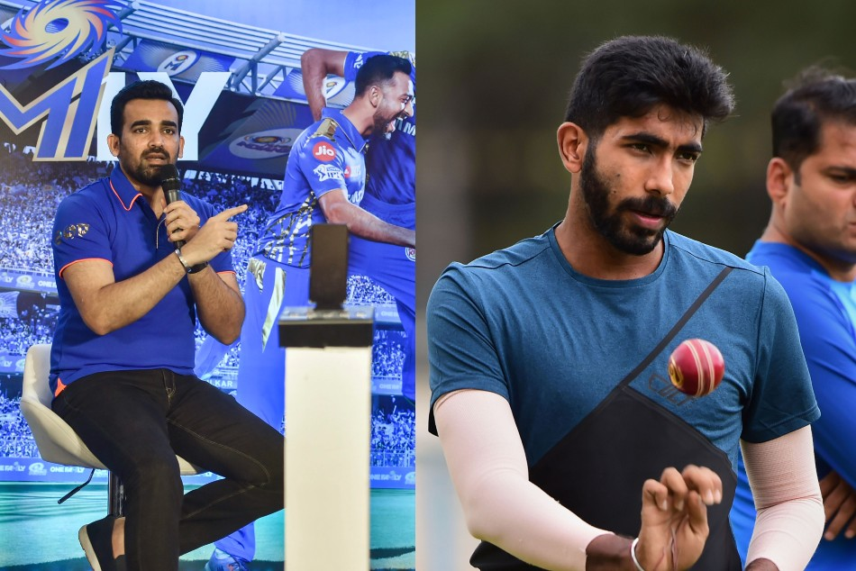 IPL 2021: Zaheer explains how Mumbai Indians will use 'trump card' Bumrah