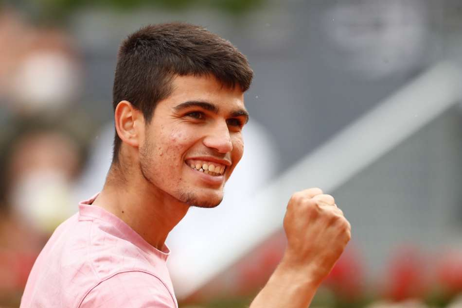 Teenage Wildcard Alcaraz Gets Best Birthday Present With Dream Nadal Clash At Madrid Open