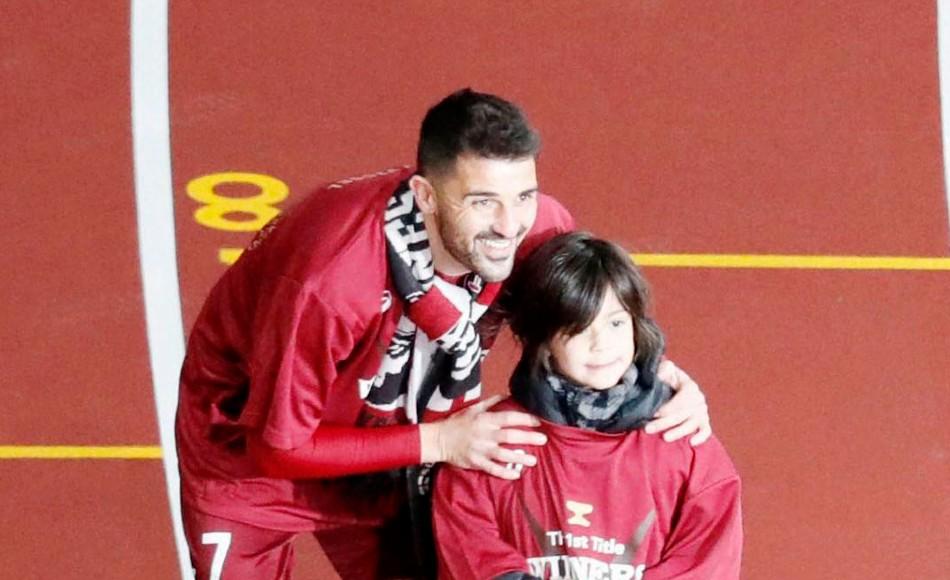 Isl Spain World Cup Winner David Villa Joins Odisha Fc To Spearhead Global Football Operations