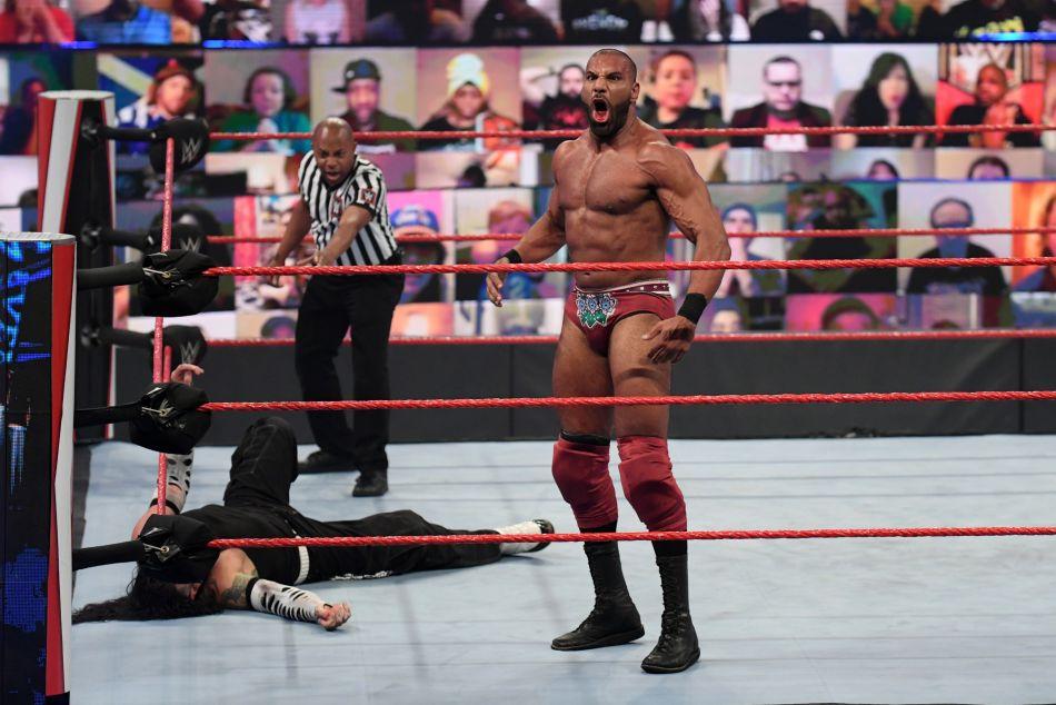 India S Jinder Mahal Returns To Wwe Main Event Defeats Jeff Hardy
