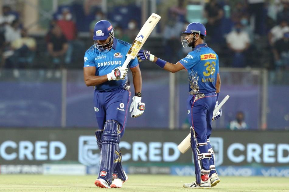 Team News: Mumbai Indians