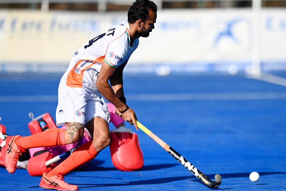 We Still Need To Improve On Our Field Goal Conversion Rate Says Indian Men S Hockey Striker Lalit
