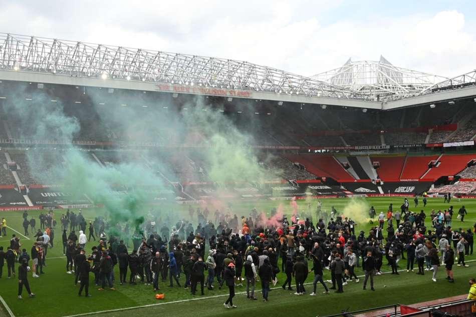 Solskjaer Insists Man Utd Protests Went Too Far Glazer Family Communication