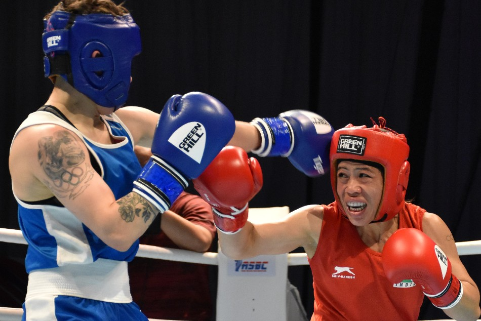 Asian Boxing Championships: Mary Kom, Lalbuatsaihi bag silver as they go down fighting in final