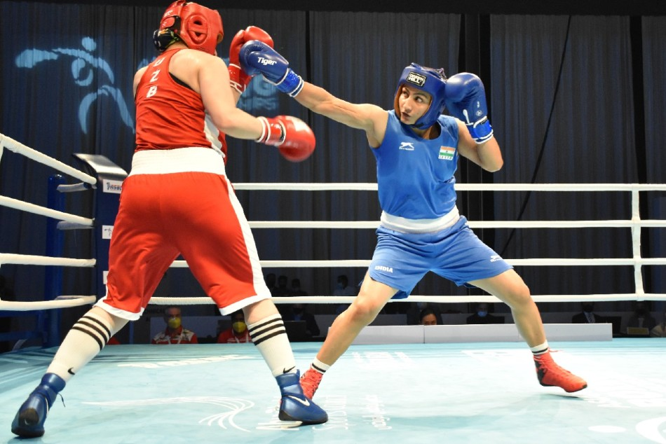 Asian Boxing Championships: Pooja Rani finishes off in style to clinch second successive gold