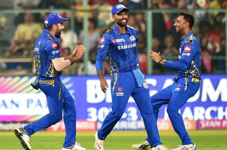 Mumbai Indians IPL 2021 time table