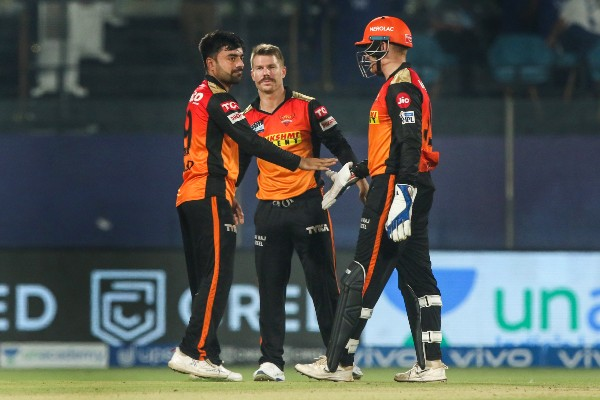 2. Sunrisers Hyderabad - team news