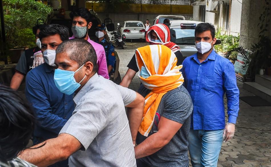 Wrestler Murder Case Four Associates Of Sushil Kumar Arrested
