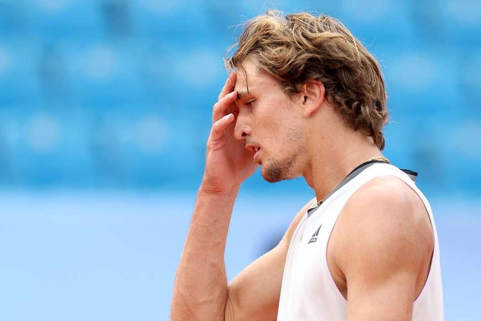 Alexander Zverev Stunned Bmw Open