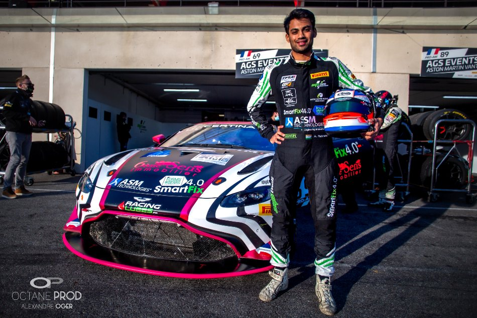Akhil Rabindra Finishes P15 As Incidents Play Spoilsport At Circuit Zandvoort