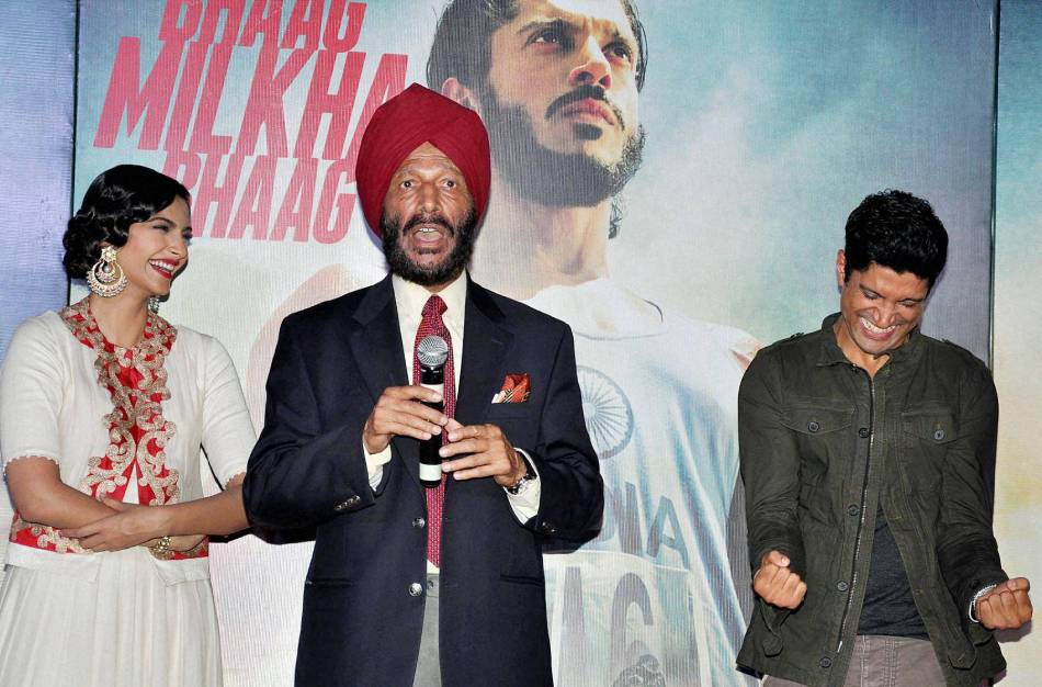 Bhaag Milkha Bhaag A Film Inspired By The Flying Sikh
