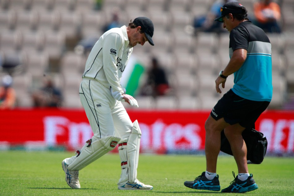 WTC Final: BJ Watling returns to keep wickets in farewell Test despite dislocated ring finger against India
