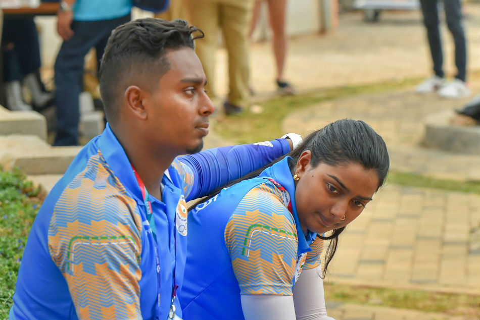 Indian Archers Hope For Fresh Start After Olympic Qualification Debacle