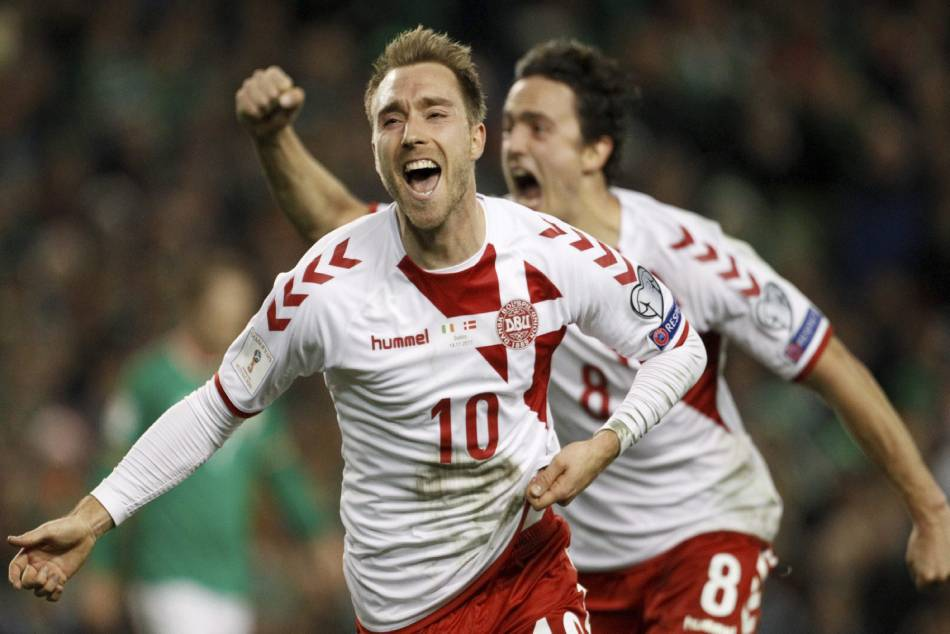 Euro 2020: Denmark vs Finland; Christian Eriksen stable after collapsing on the pitch