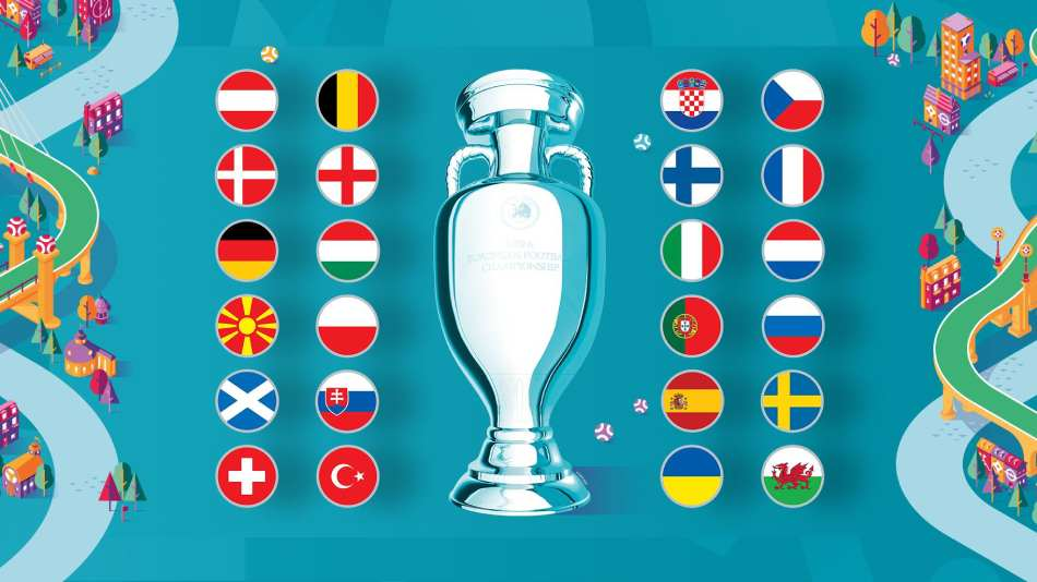 Euro 2020: Full squad of 24 teams, group and player details