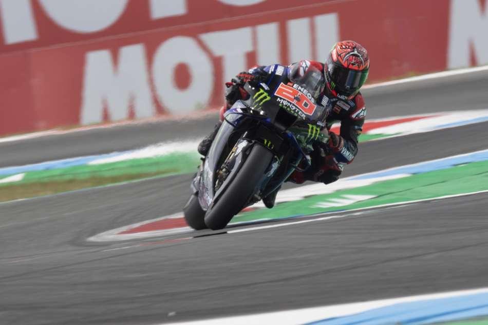 Quartararo extends lead with Dutch TT victory