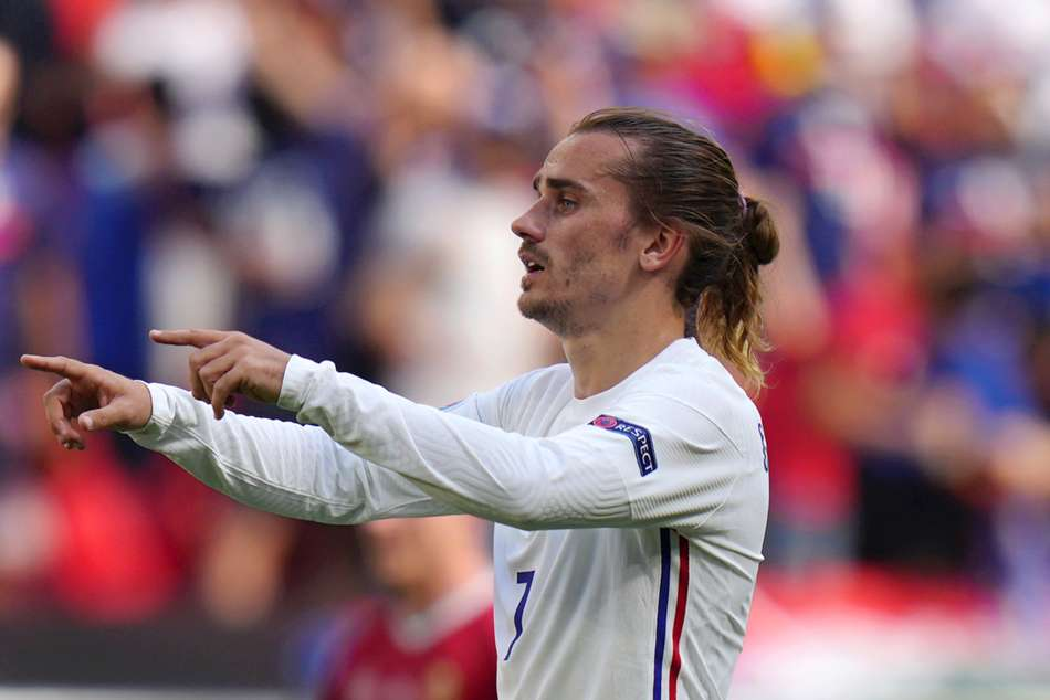 Euro 2020 Hungary 1-1 France: Griezmann strikes as Les Blues held amid raucous atmosphere in Budapest