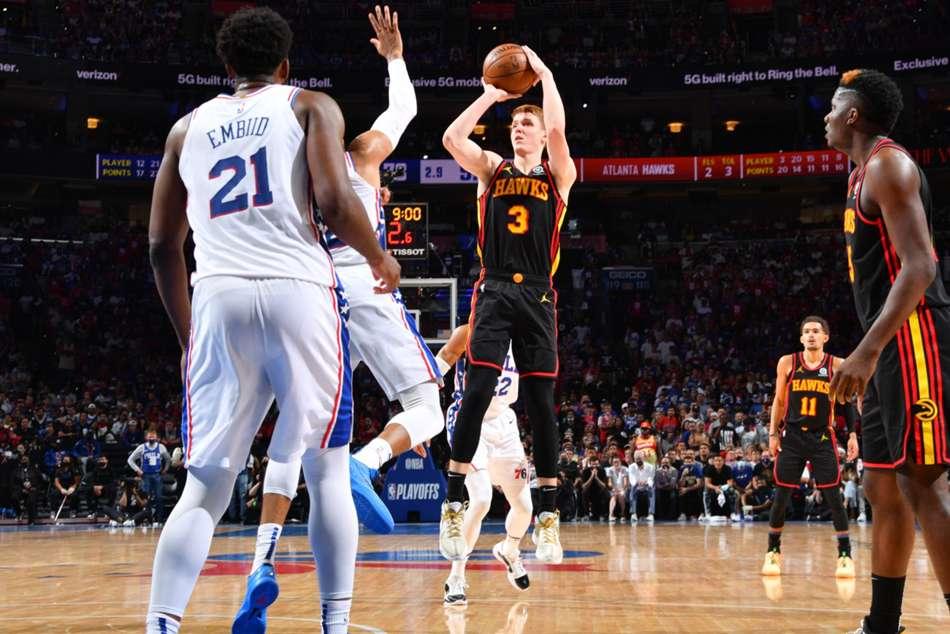 Nba Playoffs 2021 Atlanta Hawks Philadelphia 76ers Booker Suns Clippers