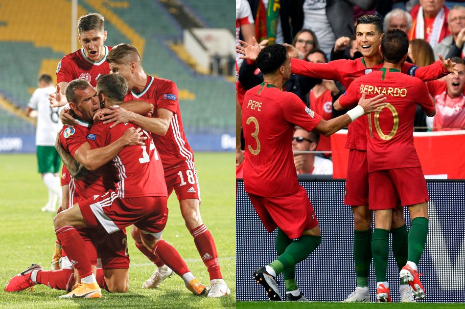 How to watch Hungary vs Portugal in Euro 2020 from India?