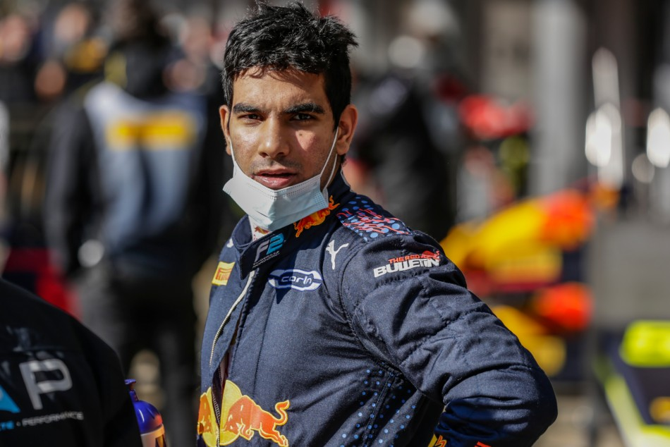 Jehan Daruvala Bounces Back With Points And Podium In Baku