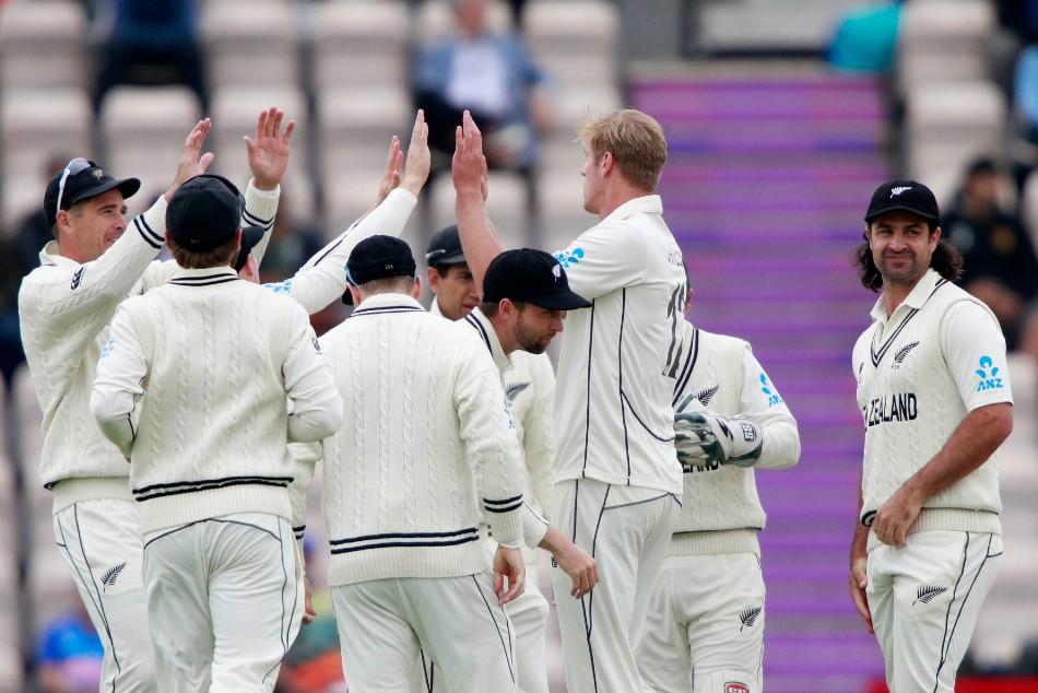 WTC Final: Day 6: Kohli, Pujara, Rahane fall cheaply; India 130/5 at lunch break; Jamieson shines for NZ