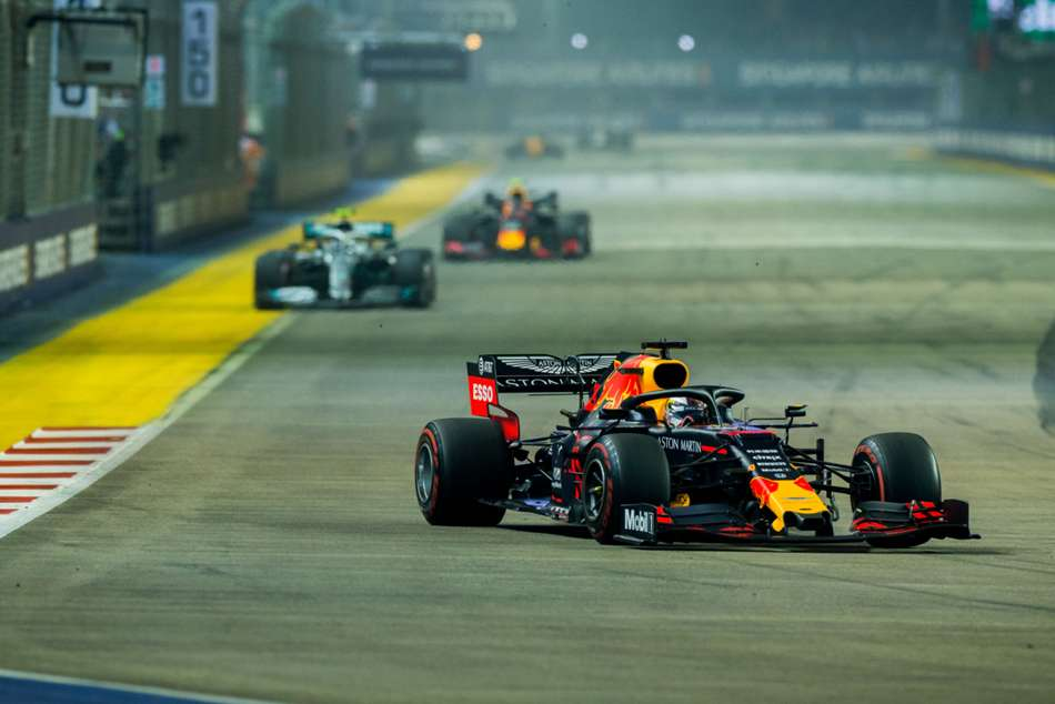 Singapore Grand Prix Cancelled As Formula One Considers Alternative Races