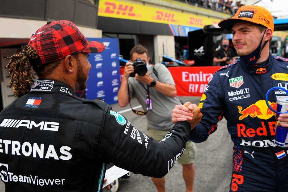 Verstappen Impressed By Red Bull Strides After Beating Hamilton To Pole In France