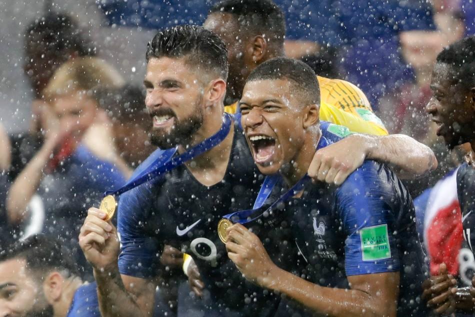 Euro 2020: Feud between Mbappé and Giroud escalates