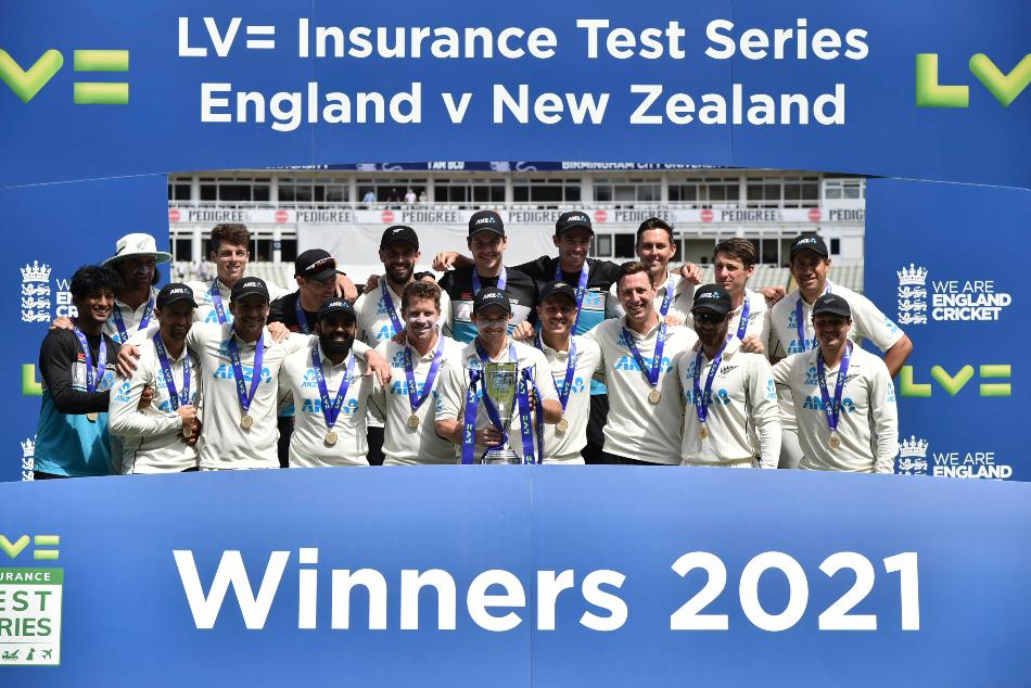 ICC test team ranking: New Zealand ousts India from top spot