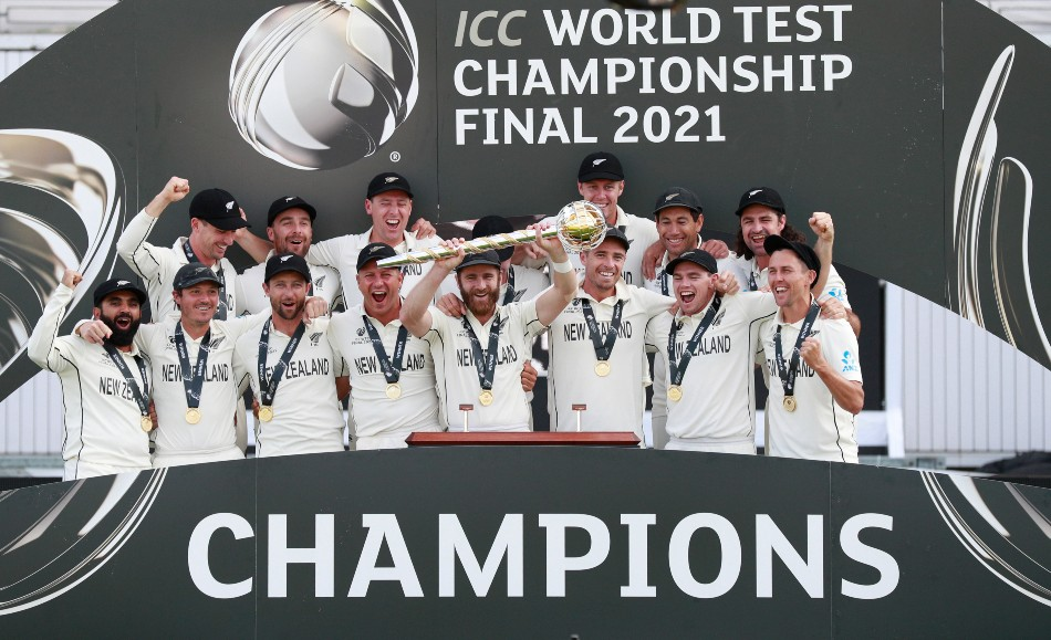 WTC Final: Hadlee lauds world-beaters NZ, labels Williamson's men as best in country's history