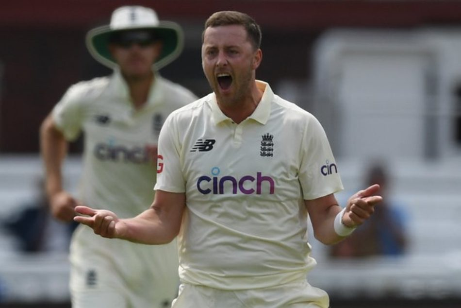 England pacer Ollie Robinson to take 'short break' from cricket after tweets controversy