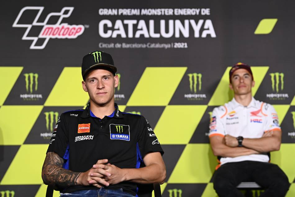 Catalan GP: MotoGP riders happy to see fans return to grandstands