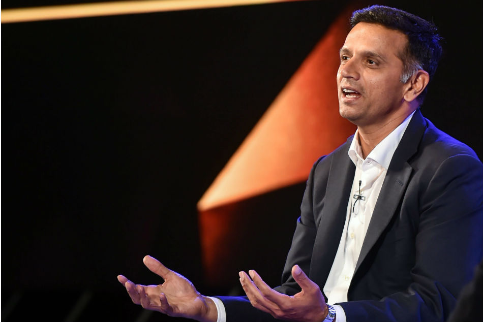 Rahul Dravid believes change in youngsters' attitude towards fitness a reason behind India's rich talent pool