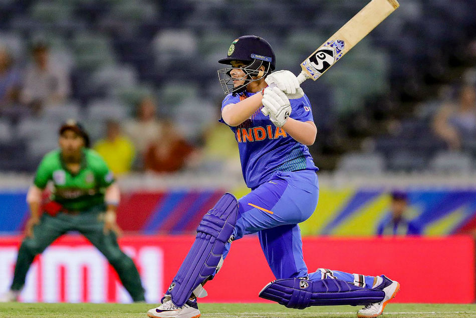 ICC WT20I Rankings: Shafali Verma maintains top spot as Scotland's Kathryn Bryce enters top-10