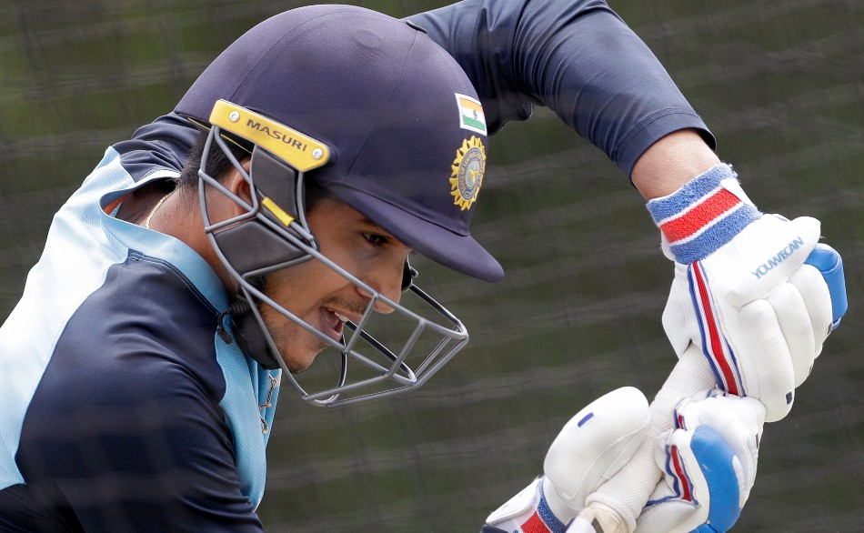 WTC final: Letting loose balls – Shubman Gill's plan on how to survive in England