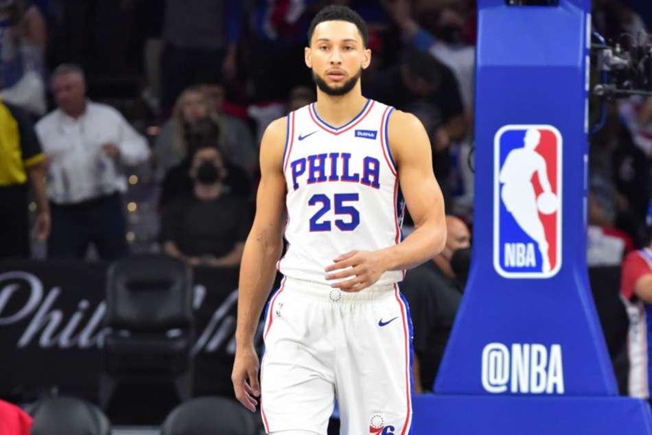 Nba Playoffs 2021 Doc Rivers Ben Simmons Joel Embiid Philadelphia 76ers