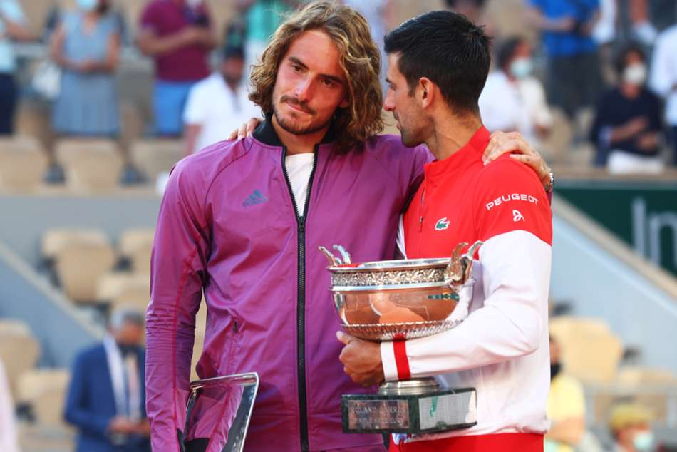 French Open: Tsitsipas 'could easily have cried' after Djokovic defeat but believes grand slam is close