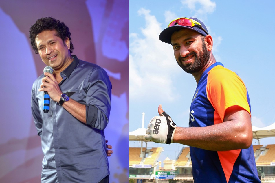 WTC finals: Pujara did it more as this who criticize his batting, says Tendulkar