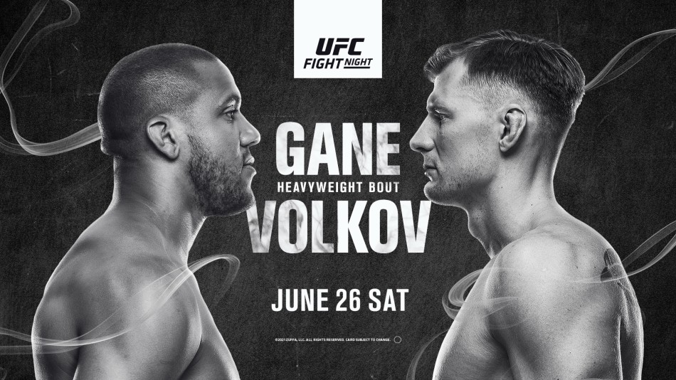 UFC Vegas 30: Gane vs. Volkov fight card, date, India time, telecast and  live streaming info - News Update