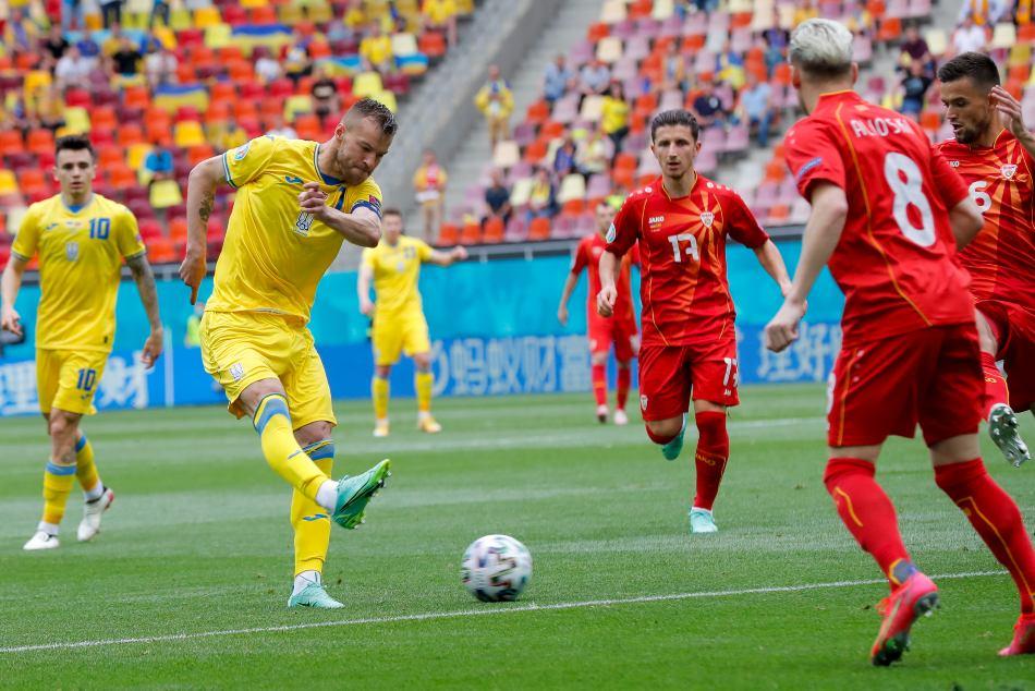 Ukraine vs North Macedonia: Statistical Highlights