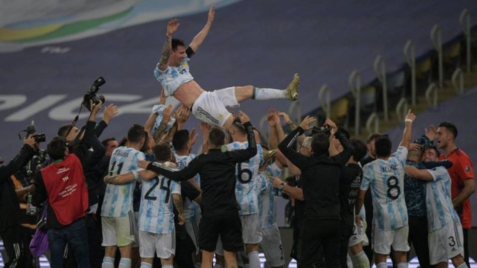 Copa America final: Brazil 0-1 Argentina: Albiceleste and Messi end long Copa America drought